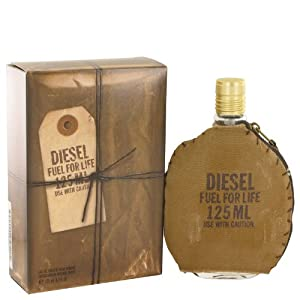 Diesel Fuel For Life By Diesel For Men Eau De Toilette Spray 4.2 Oz