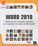 Word 2010 - Matrisez les fonctions a...