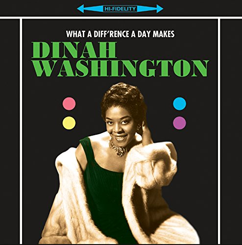 Album Art for What a Difference a Day Makes by Dinah Washington