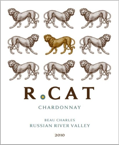 2010 Rarecat Beau Charles Chardonnay Russian River Valley 750 Ml