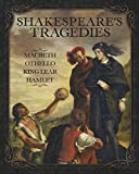 Image of Shakespeare's Tragedies: Macbeth, Othello, King Lear and Hamlet: Slip-case Edition