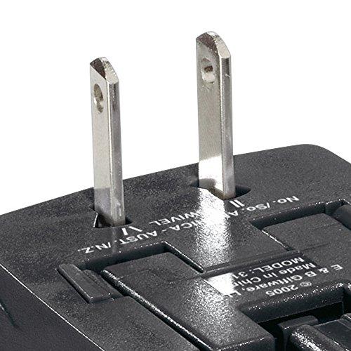 Swissgear International Travel Adapter Plug