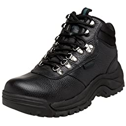 Propet Men\'s Cliff Walker Boot,Black,10.5 3E US