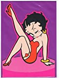 Betty Boop - Stand up- Happy Birthday Greetings Card - SU9