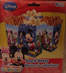 Amazon.com: Disney Jr. Mickey Mouse Clubhouse Party Supplies Treat