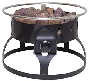 Camp chef redwood portable propane fire pit for Amazon prime fire pit