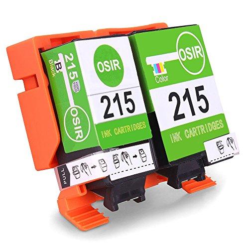 OSIR T215 Ink Cartridge For Epson Workforce 100 WF-100 1Set
