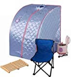 Steam Sauna Portable Home/Office Wet Heat Therapy and