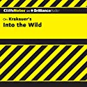 Into the Wild: CliffsNotes (       UNABRIDGED) by Adam Sexton Narrated by Luke Daniels