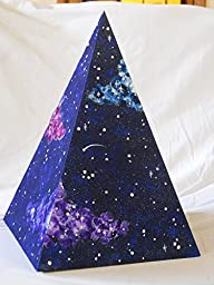 Personal Pyramid - large 4 sided