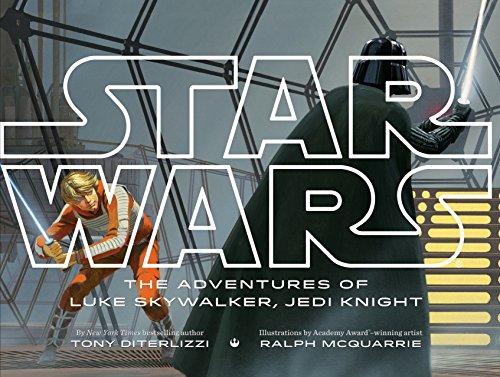 Star Wars: The Adventures of Luke Skywalker, Jedi Knight (Star Wars Illustrated Story Bk)