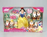 Disney Princess Snow White And The Seven Dwarfs Playset