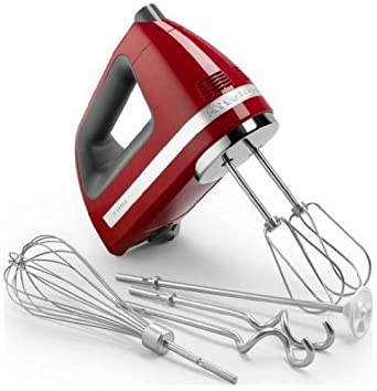 Amazon Com Kitchenaid 9 Speed Digital Display Hand Mixer