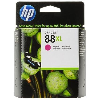HP 88XL C9392AE Cartouche d'encre d'origine Magenta
