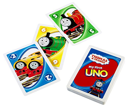 Thomas And Friends My First UNO King Size Card Game New