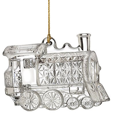 Marquis by Waterford Christmas Ornament, 2010 Train
