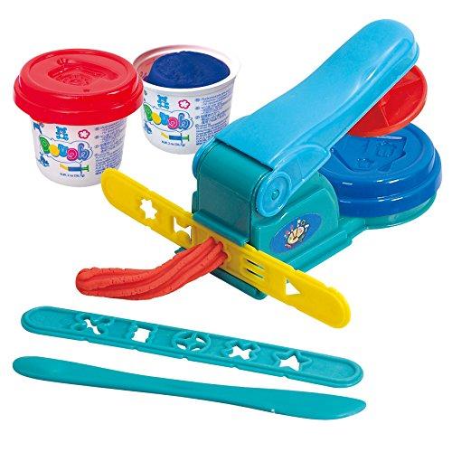 PlayGo Dough Extruder (2 x 2-Ounce Dough Included)