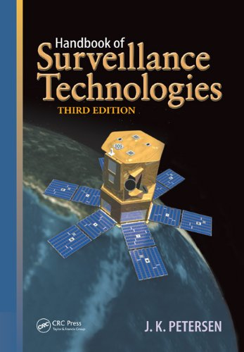 Handbook Of Surveillance Technologies: History & Applications, 3Rd Edition