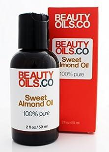 buy Beautyoils.Co Sweet Almond Oil - 100% Pure (2 Fl Oz)