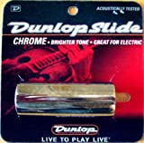 DUNLOP 222 Brass Guitar Slide - Medium Wall/Medium Size