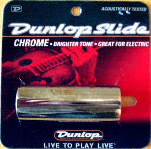 Dunlop 220 Jim Chromed Steel Slide