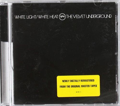 White Light/White Heat artwork