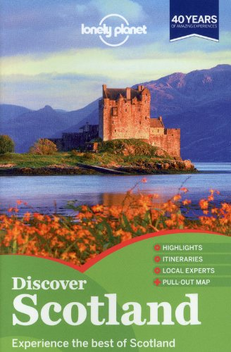 Lonely Planet Discover Scotland (Travel Guide) front-853131