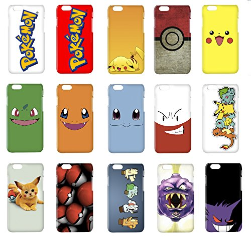 Funda-carcasa-Pokemon-para-Sony-Xperia-Z2-Z3-Z5-ULTRA-X-Compact-M4-AQUA-M5-E4-E5-plstico-rgido