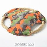 MAJOR DOG(メジャードッグ) 特殊素材おもちゃ フリスビー