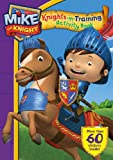 Simon Schuster UK Mike the Knight: Knights In-training Sticker Activity Book