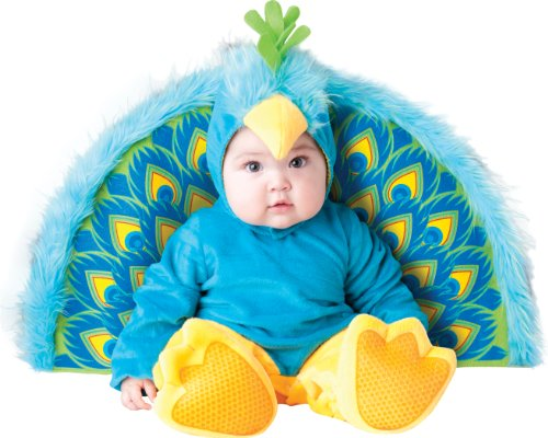 InCharacter Costumes LLC Precious Peacock Blue/Yellow Small  sc 1 st  Coolest Halloween Costumes & Infant Halloween Costumes « Coolest Halloween Costumes