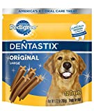 PEDIGREE DENTASTIX Original Large Treats for Dogs - 27.51 oz. 32 Count