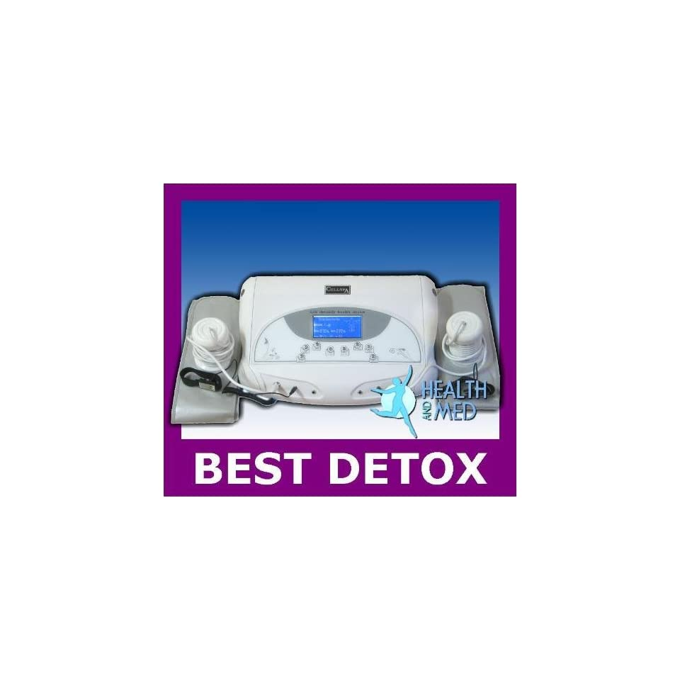 FB701R Dual Ionic Detox Foot Bath System with Infrared (Refurbished)