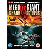Mega Shark Vs Giant Octopus [DVD] [2009]by Deborah Gibson