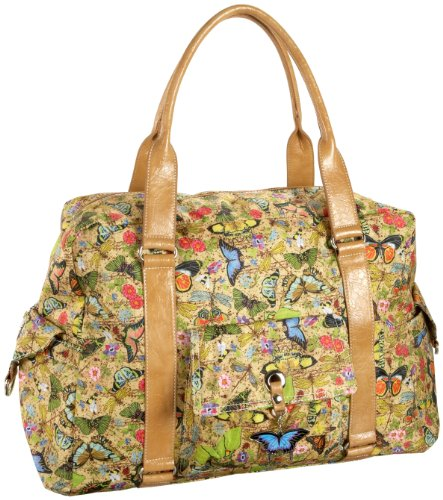 Sydney Love Botanical Overnight Bag