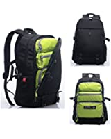 Top Power 8006 Transformable Convertible Carry-on Travel Backpack with Laptop Compartment