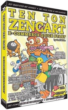 Ten Ton Zen Cart E-Commerce Quick Start