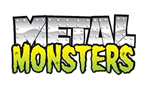 totally trucks;METAL MONSTERS