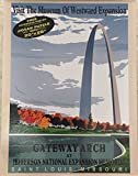 Gateway Arch At Jefferson National Expansion Memorial 20x28in Jigsaw Puzzle