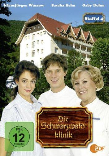 Die Schwarzwaldklinik, Staffel 4 (Jumbo-Amaray 4 DVDs)