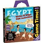 Peaceable Kingdom / Game Time! Egypt...
