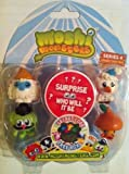 Moshi Monsters: Moshlings Series 4 Figure set K