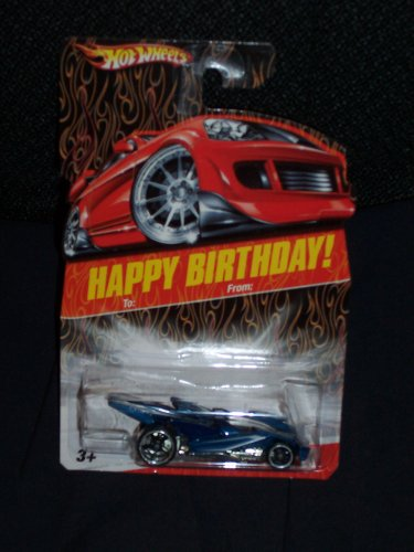 Hot Wheels 2007 Happy Birthday RD-02 1:64 Scale Collectible Die Cast Car - 1