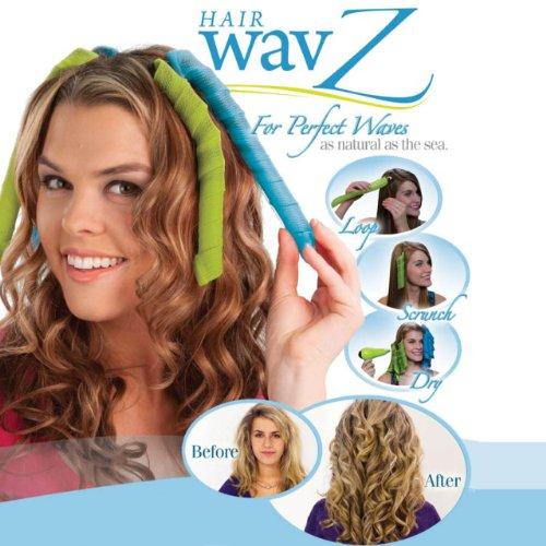 Hair WavZ , Accessoires pour faire des Boucles à vos Cheveux