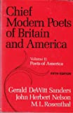 CHIEF MODERN POETS OF BRITAIN AND AMERICA VOLUME 2