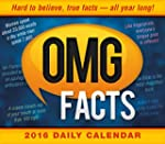 OMG Facts 2016 Boxed/Daily Calendar