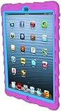 Gumdrop Cases Drop Tech Color Case for the iPad 2,3,4- Purple/Light Blue (CUST-DTPD3-PUR_FRM-PD3-LTBLU)