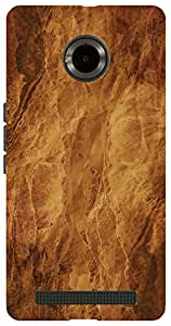 Digitex Creations 1340 Back Cover For YU Yuphoria (Multicolor)