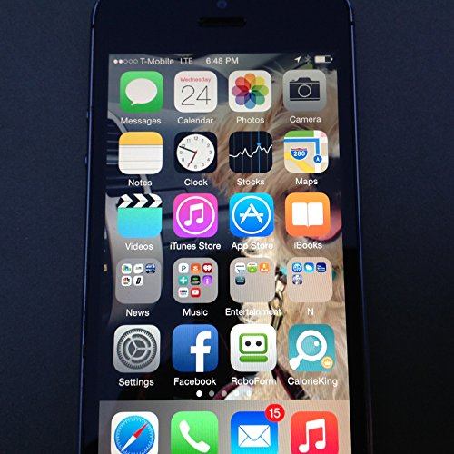 Apple Iphone 5S 16Gb Factory Unlocked Smartphone W/ Retina Display - Space Gray