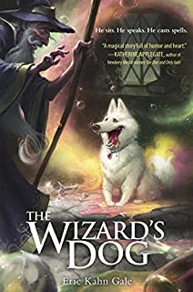 Book Cover: The Wizard's Dog